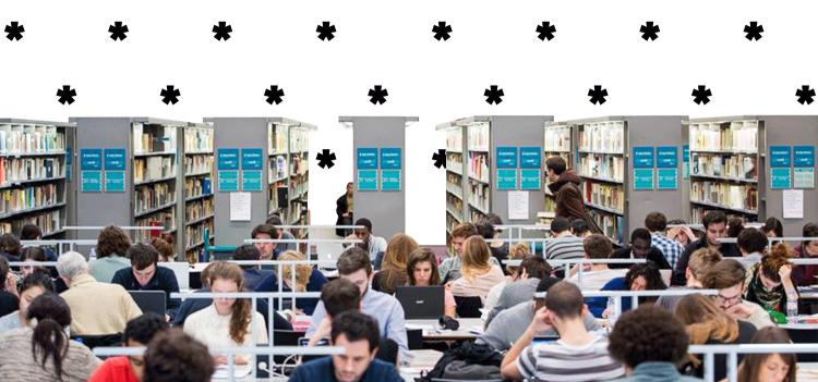 Публічна бібліотека в Парижі: відеоігри, кінозали, автомати з їжею та черги на вході